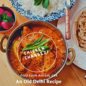 Chicken Changezi Recipe