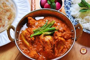 Chicken Changezi Recipe - Authentic Chicken Curry   Your Food Fantasy