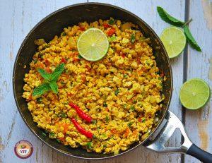 Egg Bhurji   Anda Bhurji Recipe   Your Food Fantasy