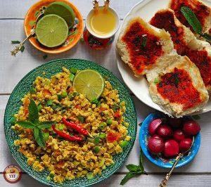 Egg Bhurji - Anda Bhurji Recipe | Your Food Fantasy