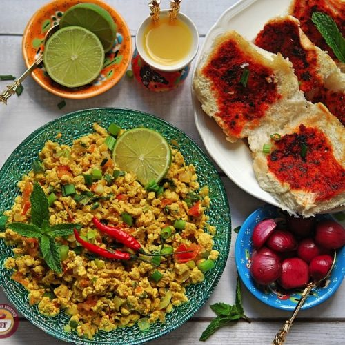 Egg Bhurji - Anda Bhurji Recipe   Your Food Fantasy