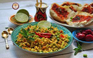 Egg Bhurji Recipe - Anda Bhurji Recipe -Your Food Fantasy