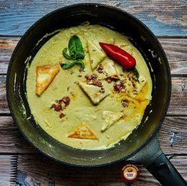 Lahsuni Paneer Tadka - Garlic Paneer Recipe | Your Food Fantasy