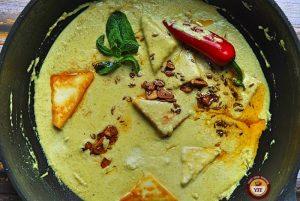 Lehsuni Paneer   Garlic Paneer Recipe   Your Food Fantasy