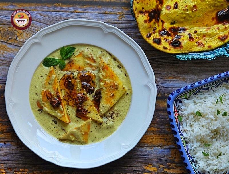 Lehsuni Paneer Tadka | Garlic Paneer Recipe | Your Food Fantasy