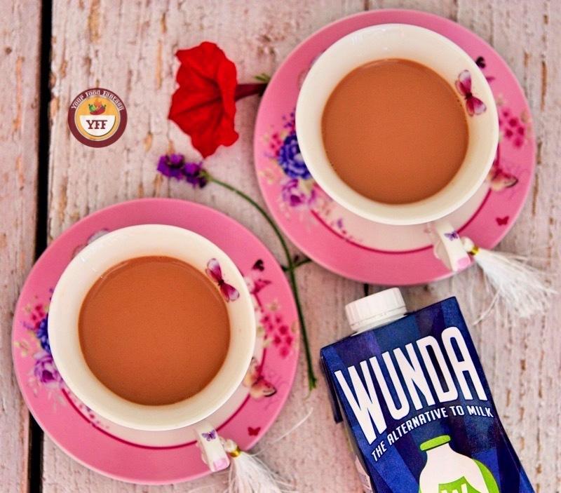 Wunda Milk Alternative Review   Your Food Fantasy