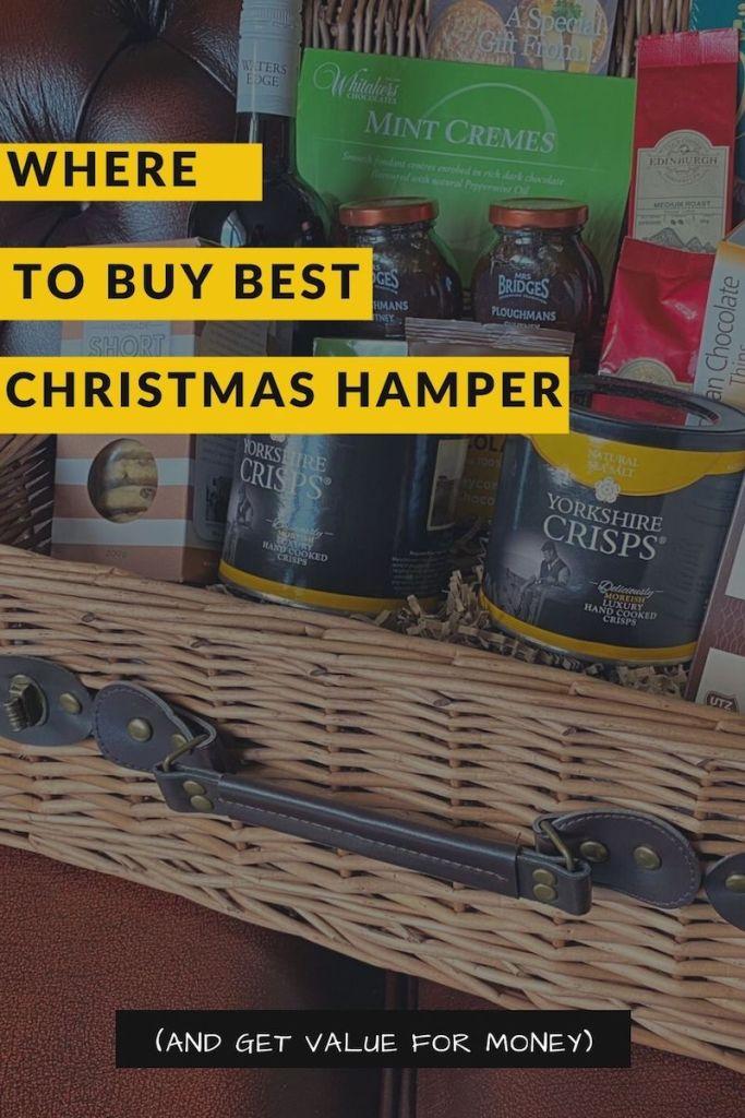 Prestige Christmas Hamper Review   Your Food Fantasy