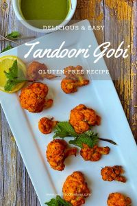 Tandoori Gobi Recipe - Your Food Fantasy