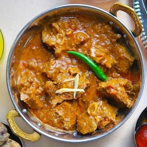 Bhuna Gosht Recipe | Your Food Fantasy