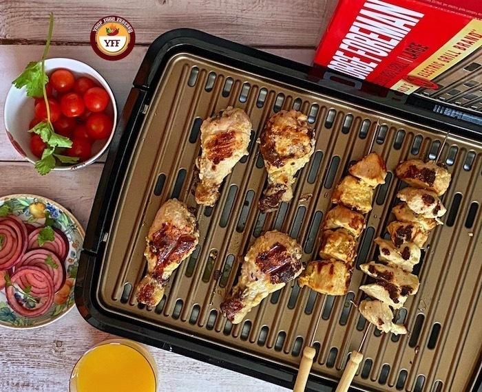 Chicken Malai Tikka Recipe | Your Food Fantasy