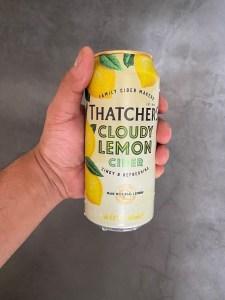 Thatchers Cloudy Lemon   Your Food Fantasy