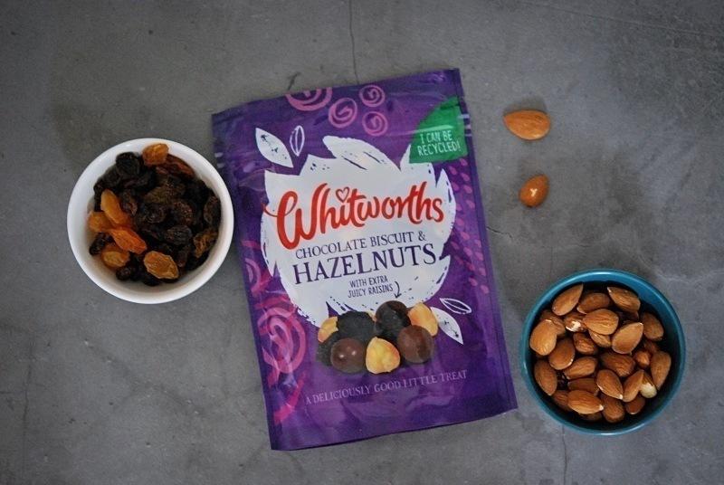 Whitworths Chocolate Biscuits & Hazelnut Treat Mix   Your Food Fantasy