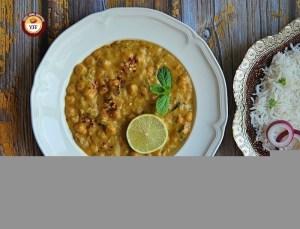 Aubergine Chickpea Curry Recipe   Your Food Fantasy
