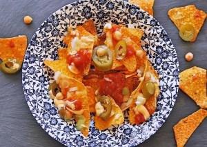 Easy Nachos Recipe | Your Food Fantasy