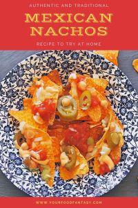 Mexican Nachos Recipe | Your Food Fantasy