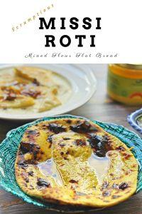 Missi Roti Recipe - YourFoodFantasy.com