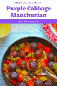 Vegan Purple Cabbage Recipe | Your Food Fantasy