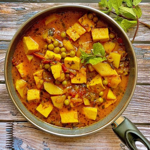 Aloo Matar Paneer Recipe   Your Food Fantasy