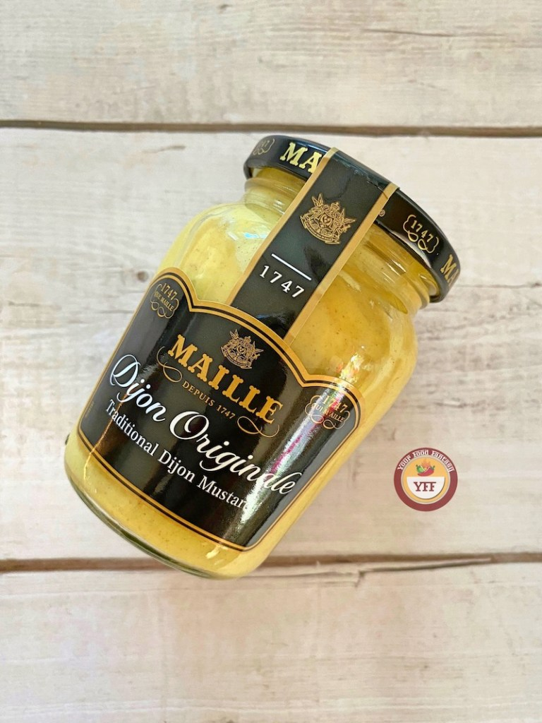 Maille Dijon Original Mustard Review