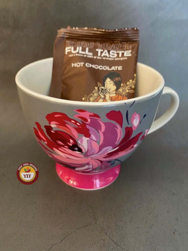 Pip's Real Hot Chocolate Review