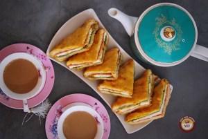 Sandwich Paneer Pakora Recipe | YourFoodFantasy.com