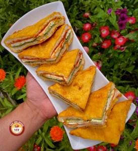 Sandwich Paneer Pakora   Your Food Fantasy