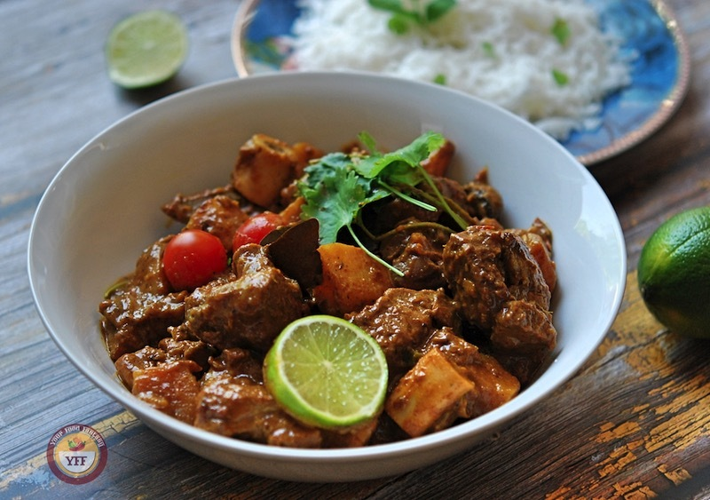Aloo Gosht - Lamb Potato Curry Recipe