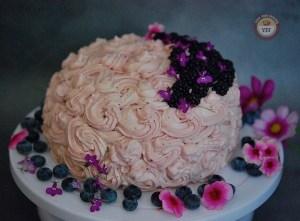 Blackberry Chocolate Cake Recipe   Your Food Fantasy