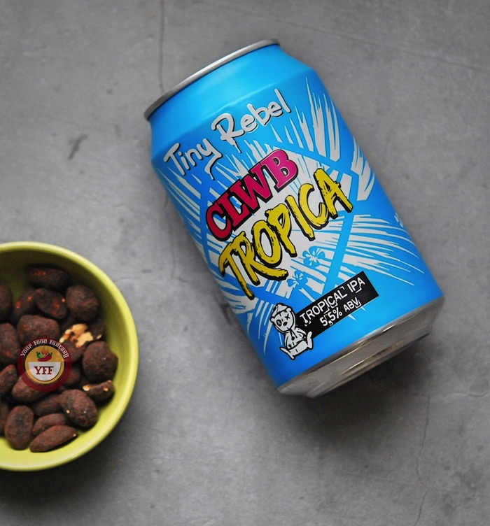 Clwb Tropica - Tropical IPA Review