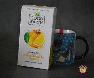 Good Earth Tea Review
