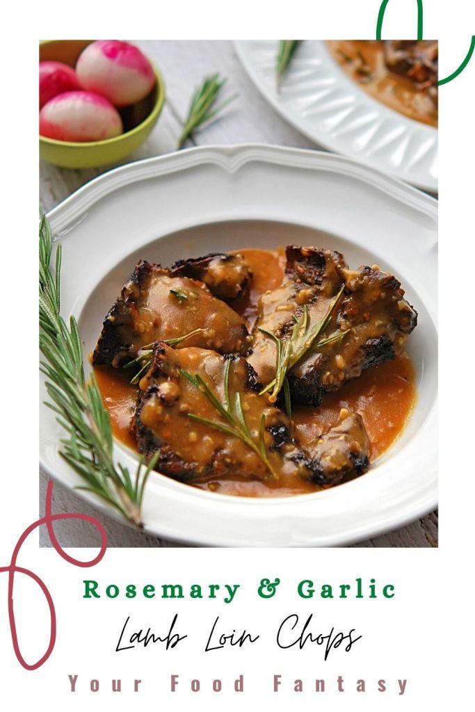 Lamb Loin Chops Recipe