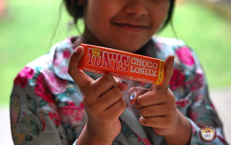 Tony's Chocolonely Review