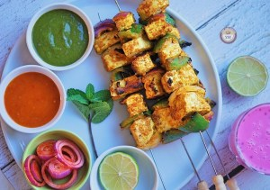 Juicy Tofu Tikka Recipe