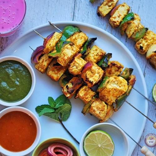 Tofu Tikka - Vegan Tikka Recipe