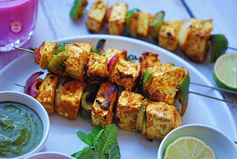 Vegan Tofu Tikka - Your Food Fantasy