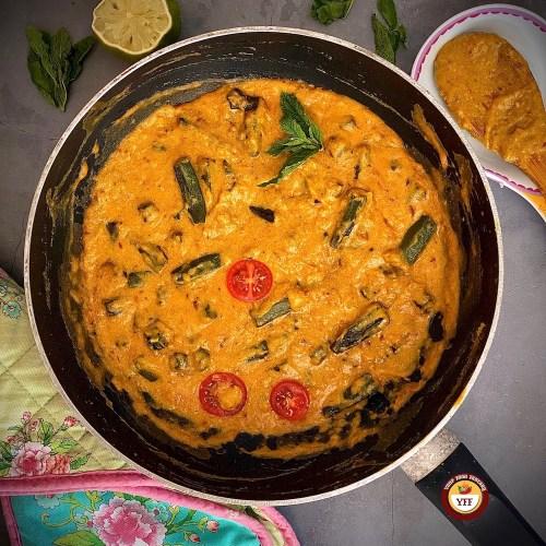 Dahi wali Bhindi