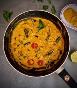 How to make Dahi Bhindi