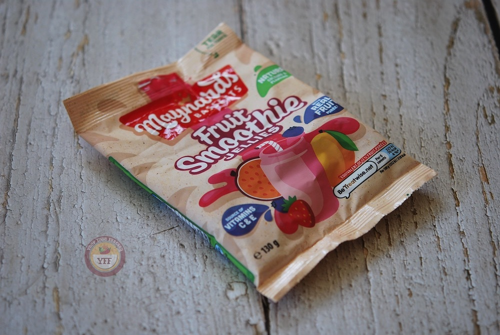 Maynards Bassetts Fruit Smoothie Jellies
