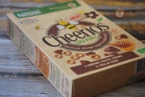 Organic Cheerios Honey & Chocolate