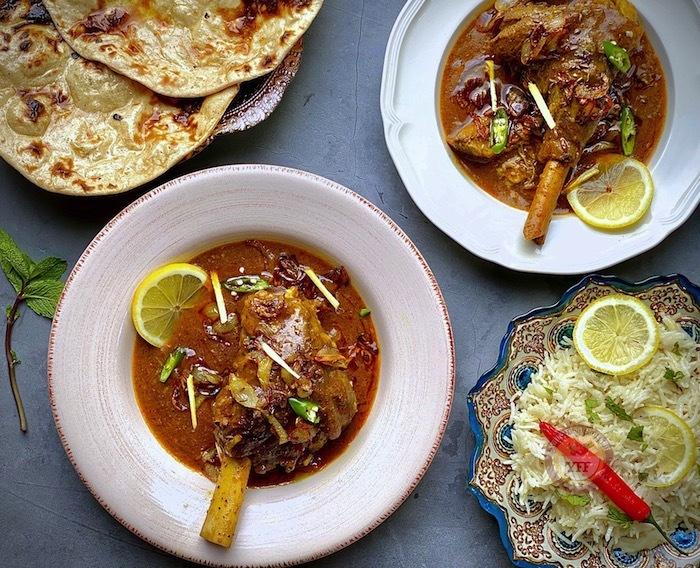 Slow Cooked Lamb Shank Curry - Nalli Nihari Recipe