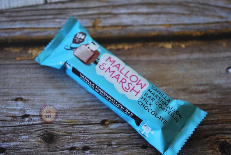 Vanilla Marshmallow Bar