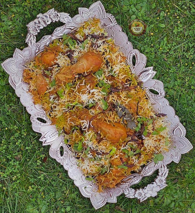 Chicken Butter Biryani Recipe - Biryani Recipe