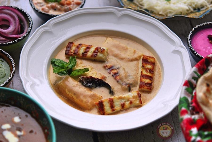 Delicious Paneer Rezala Recipe