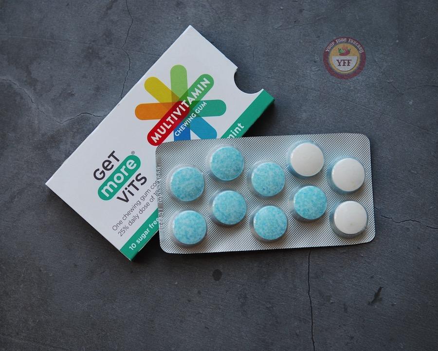Get More Vits - Multivitamin Chewing Gum