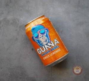 Gunna Drinks - Ginger Lemonade