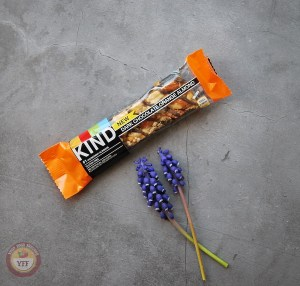 Kind Dark Chocolate Orange Almond Bar Review