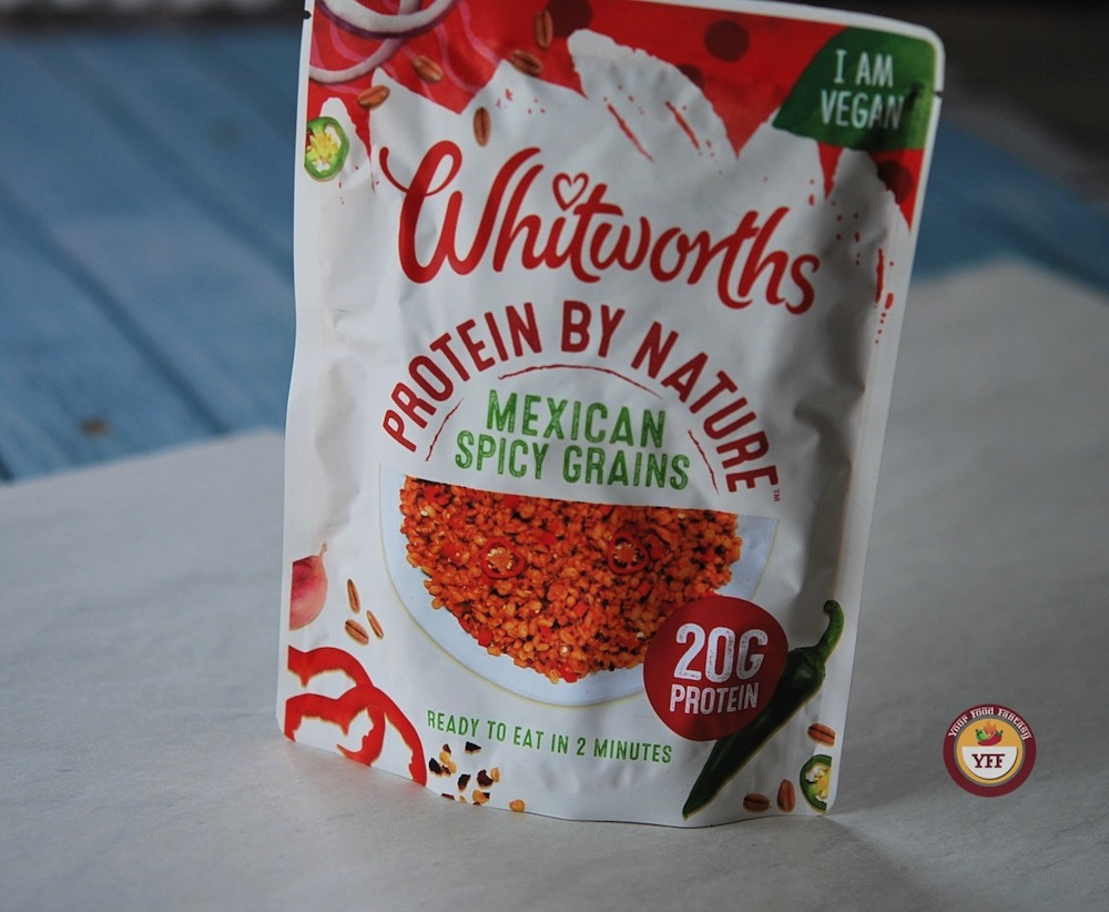Protein by nature mexican spicy grains