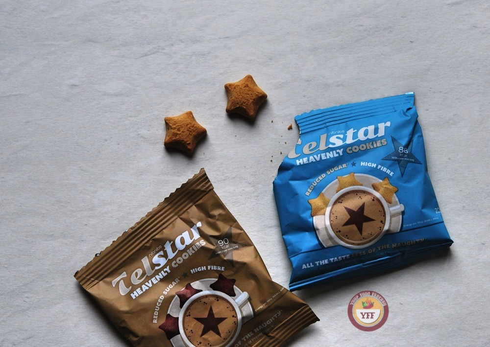 Telstar Cookies