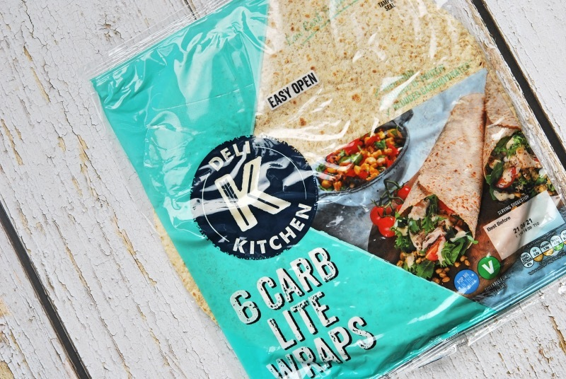 Deli Kitchen Carb Lite Wraps - Your Food Fantasy