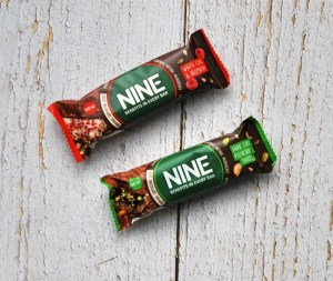 Nine Dark Choc Bars - Your Food Fantasy